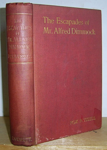 Image for The Escapades of Mr Alfred Dimmock (1906)