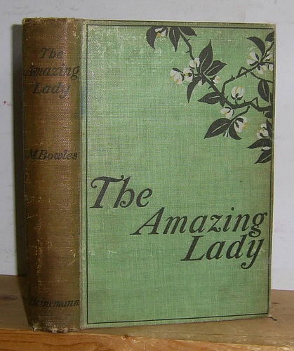 Image for The Amazing Lady (1899)