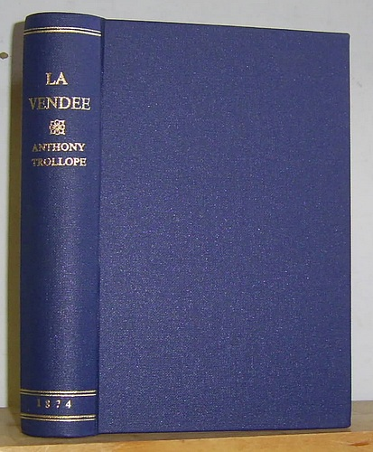 Image for La Vendee. An Historical Romance (1850)