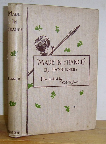Image for Made in France. French Tales Re-told with a United States Twist (1893)