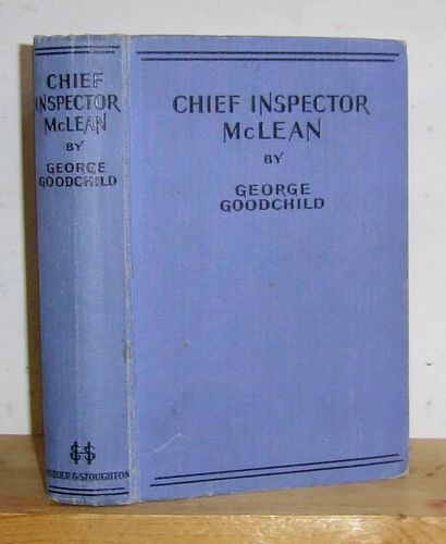 Image for Chief Inspector McLean (1932)