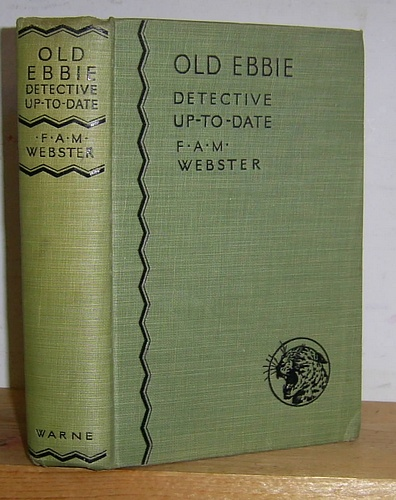 Image for Old Ebbie: Detective Up to Date (1923)