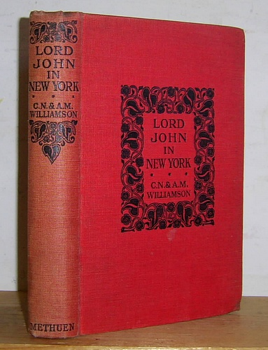 Image for Lord John in New York (1918)