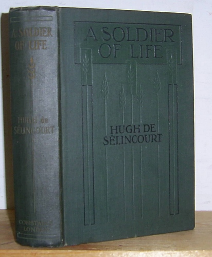 Image for A Soldier of Life (1916)