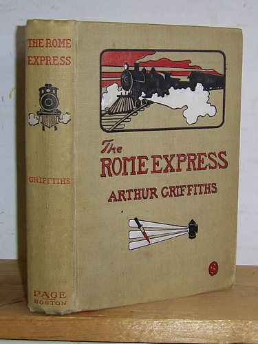 Image for The Rome Express (1907)