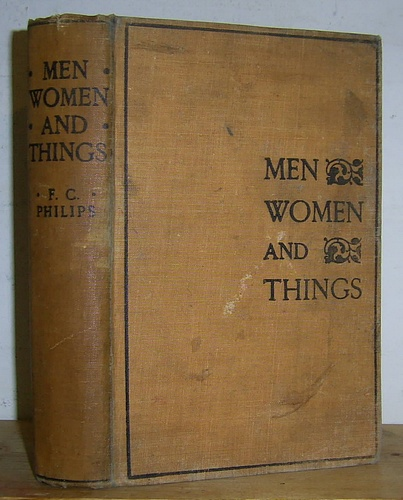 Image for Men Women and Things (1898)