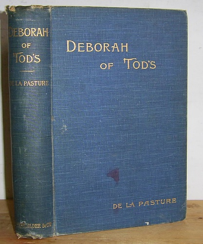 Image for Deborah of Tod's (1897)