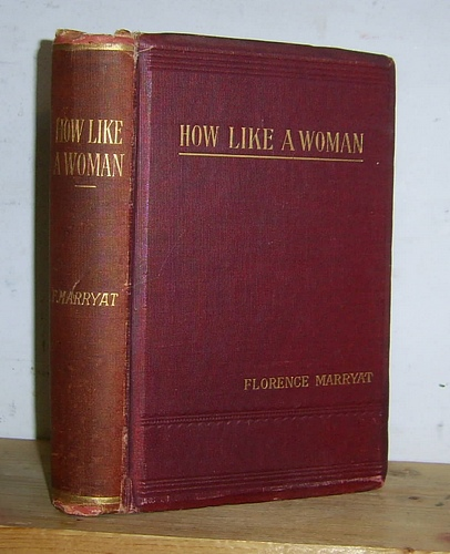 Image for How Like a Woman (1892)