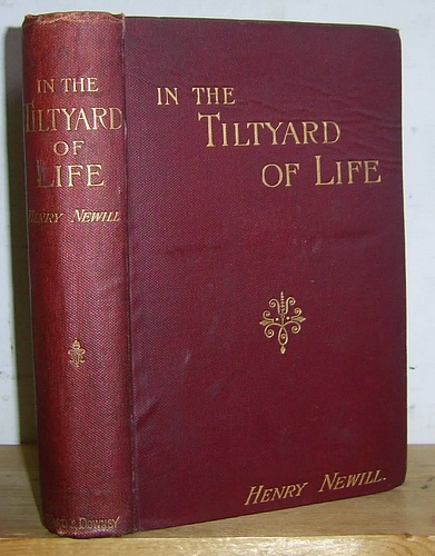 Image for In the Tilt-Yard of Life. An Informal Tourney of Tales (1892)