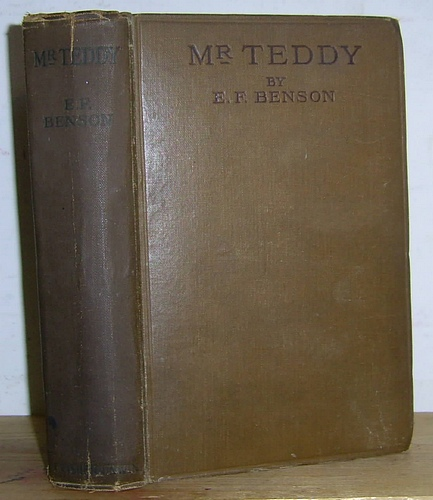 Image for Mr Teddy (1917)