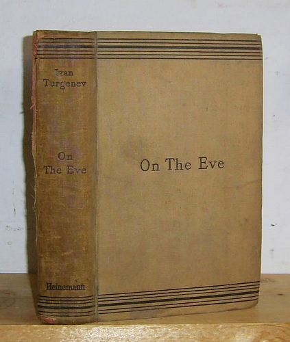 Image for On the Eve (1895)
