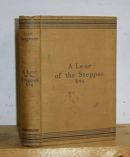 Image for A Lear of the Steppes and Other Stories (1898)