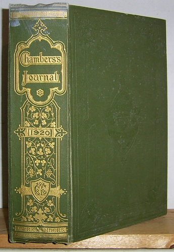 Image for Chambers's Journal, Seventh Series, Volume X (10), December 1919 - November 1920