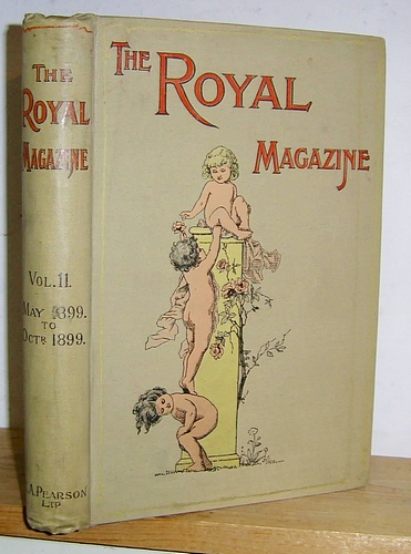 Image for The Royal Magazine, Vol II (2), May - October 1899