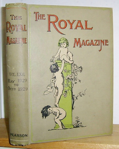 Image for The Royal Magazine, Vol LXII (62), May - October 1929