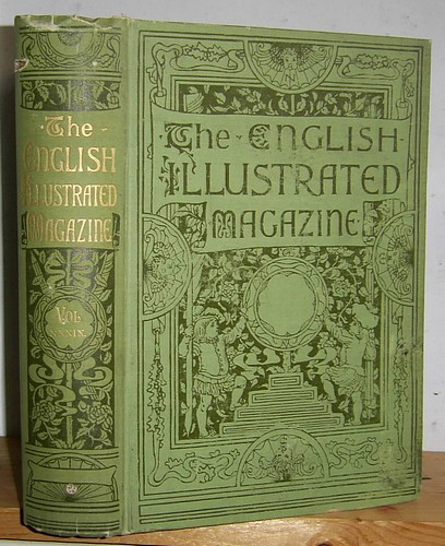 Image for The English Illustrated Magazine, Volume XXXIX (39), April - September 1908