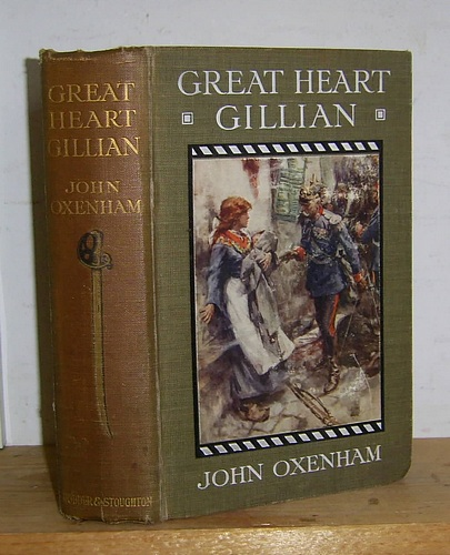 Image for Great-Heart Gillian (1909)