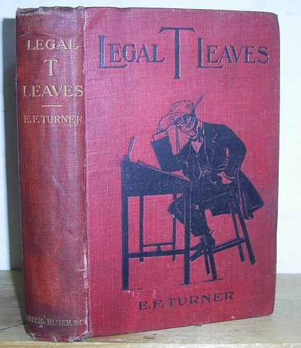 Image for Legal T Leaves (1903)