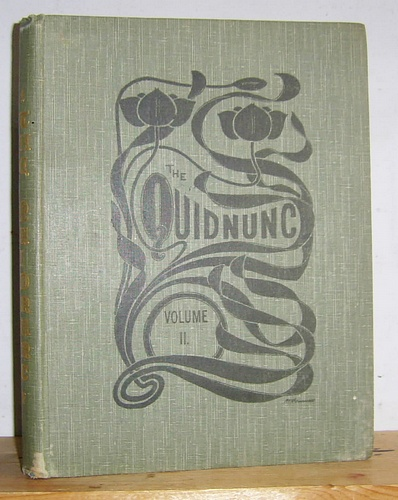 Image for The Quidnunc, A Quarterly, Volume II: Christmas 1903, Easter, Midsummer & Michaelmas 1904
