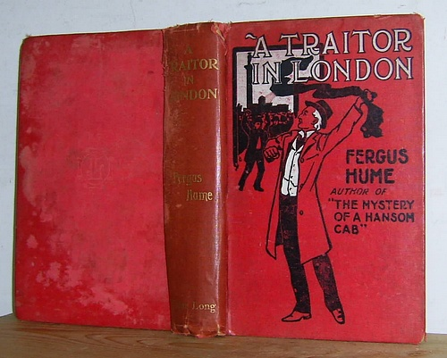 Image for A Traitor in London (1900)