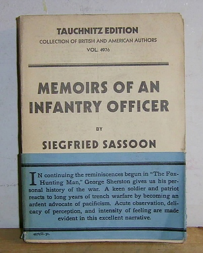 Image for Memoirs of an Infantry Officer