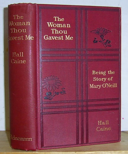 Image for The Woman Thou Gavest Me (1913)