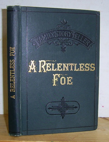 Image for A Relentless Foe
