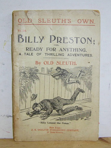 Image for Billy Preston; or, Ready for Anything