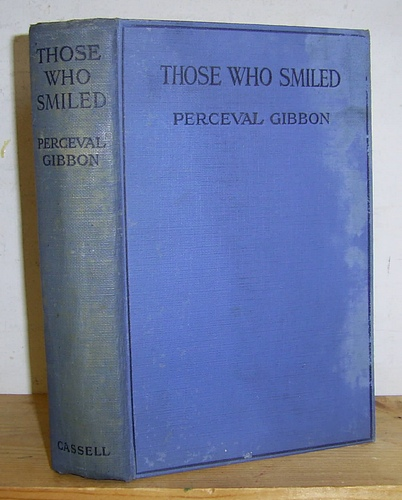 Image for Those Who Smiled and Other Stories (1920)