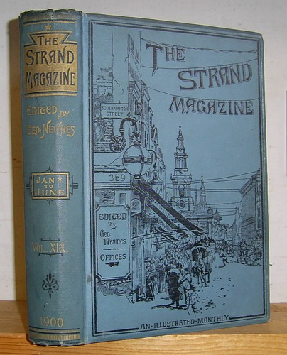 Image for The Strand Magazine, Volume XIX (19), January - June 1900