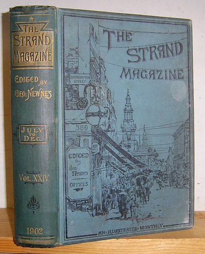 Image for The Strand Magazine, Volume XXIV (24), July - December 1902
