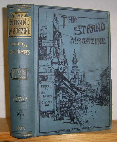 Image for The Strand Magazine, Volume XXXIV (34), July - December 1907