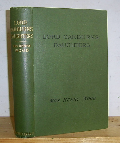Image for Lord Oakburn's Daughters (1864)