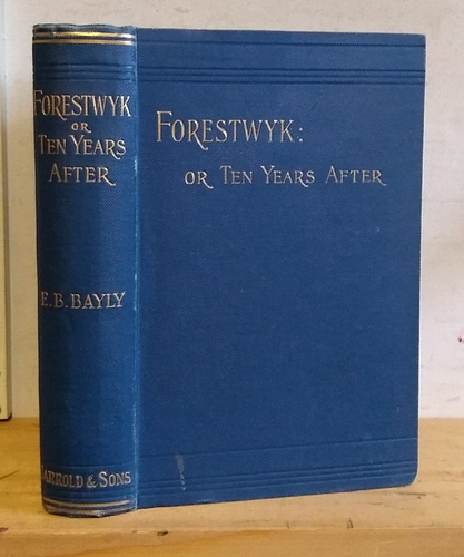 Image for Forestwyk or Ten Years After (1896)