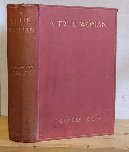 Image for A True Woman(1911)