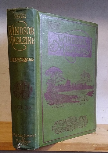 Image for The Windsor Magazine, Volume XX (20), June - November 1904