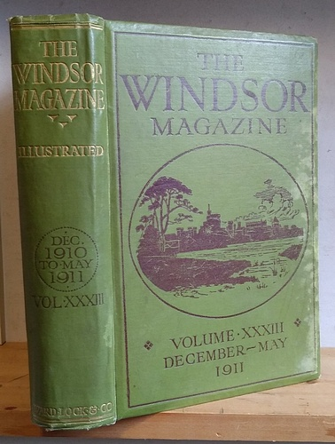 Image for The Windsor Magazine, Volume XXXIII (33), December 1910 - May 1911
