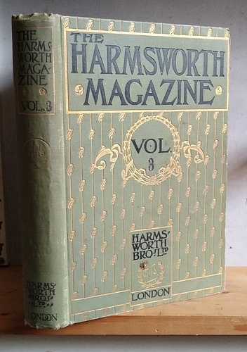 Image for The Harmsworth Monthly Pictorial Magazine, Volume III (3), August 1899 - January 1900