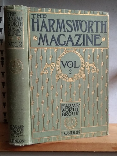 Image for The Harmsworth Monthly Pictorial Magazine, Volume II (2), February - July 1899