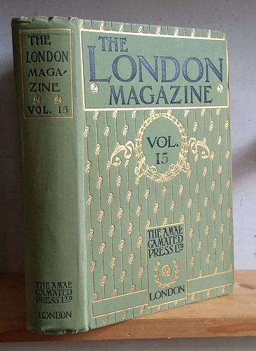 Image for The London Magazine, Volume XV (15) & XVI (16), January  - July 1906