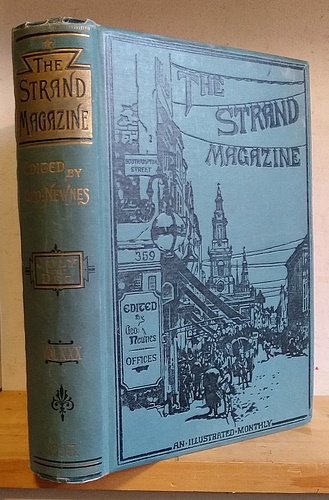 Image for The Strand Magazine, Volume XXX (30), July - December 1905
