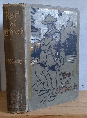 Image for Karl of Erbach. A Tale of Lichtenstein and Solgau (1903)